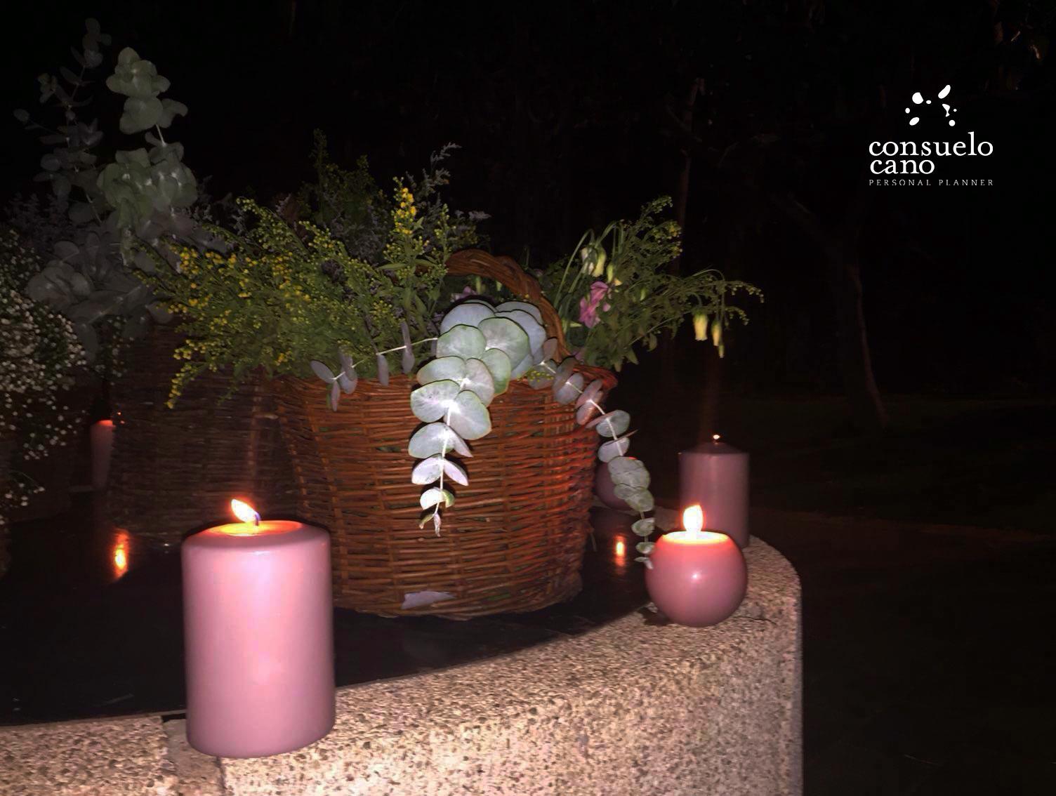 Decoración floral - Consuelo Cano