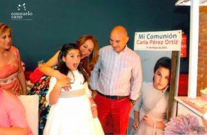 Comuniones Consuelo Cano